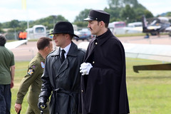 'Allo 'Allo! (NTG's pictures) Tags: knackwurst sausages ren artois herr flick gestapo allo riat2016 officercrabtree bbc comedy drama