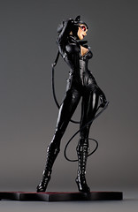 Arkham City Catwoman 2 (Desert Dragon Visual Arts) Tags: adamhughes catwoman dccovergirls statue