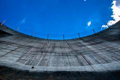 Dam (jokele) Tags: dam staudamm architecture sky himmel pentaxk3 sigma1750