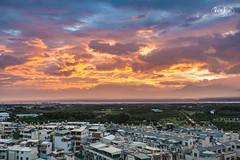 Before Sunrise,Pingtung City,Taiwan (ShengRan) Tags: landscape sunrise nikon d600 taiwan pingtung