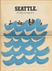 City of Seattle annual report, 1972