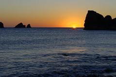 Playa de Portio. Liencres (Cantabria) (paula_gm) Tags: portio sunset liencres cantabria