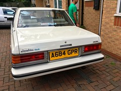 1983 TOYOTA CROWN SUPER SALOON 2.8i AUTOMATIC, PETROL/ LPG (mangopulp2008) Tags: toyota crown super saloon 28i 1983toyotacrownsupersaloon28iautomatic petrollpg