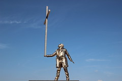 Art by Jan Fabre (#thedevilisinthedetail) Tags: art jan fabre bronze statue