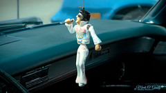 Another Elvis Sighting (Mark O'Grady - Proudly Serving Millions of Viewers) Tags: elvis whimsy carart mirrordoodad whimsical humor thekingofrockandroll