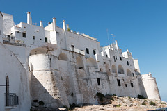 IMG_7713 (jaglazier) Tags: 13thcentury 13thcenturyad 15thcentury 15thcenturyad 17thcentury 17thcenturyad 18thcentury 18thcenturyad 2016 8216 apulia architecture august buildings castles centrostorico cittabianca cityscapes copyright2016jamesaglazier fortresses forts hilltowns houses italy oldtown ostuni spanish towers urbanism walls whitecity circuitwalls cities cobbled roundtowers streets streetscapes whitewash whitewashed puglia