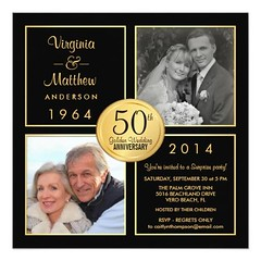 (50th Golden Wedding Anniversary Surprise Party Card) #2PhotosThenNow, #50Th, #50ThAnniversary, #50ThAnniversaryParty, #50ThWeddingAnniversary, #Anniversary, #BlackAndGold, #Classic, #Classy, #CreateYourOwn, #Elegant, #GoldenAnniversary, #GoldenWeddingAnn (CustomWeddingInvitations) Tags: 50th golden wedding anniversary surprise party card 2photosthennow 50thanniversary 50thanniversaryparty 50thweddinganniversary blackandgold classic classy createyourown elegant goldenanniversary goldenweddinganniversary invited milestone paper photo surpriseparty weddinganniversary is available custom unique invitations store httpcustomweddinginvitationsringscakegownsanniversaryreceptionflowersgiftdressesshoesclothingaccessoriesinvitationsbinauralbeatsbrainwaveentrainmentcom50thgoldenweddinganniversarysurprisepartycard weddinginvitation weddinginvitations