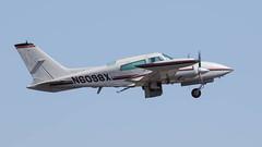 Cessna T310R N6098X (ChrisK48) Tags: 1978 310 aircraft airplane cessnat310r dvt kdvt keystoneaerialsurveys n6098x phoenixaz phoenixdeervalleyairport t310