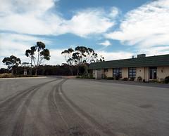 South WA (adzscott) Tags: wa westernaustralia australia mamiya rz67 ruralspace motel