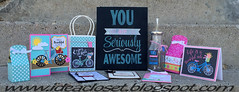 chalkboardAug (Tracy Rushton) Tags: silhouette cameo paper crafts chalkboard art