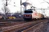 15016  Maizieres  09.03.93 (w. + h. brutzer) Tags: maizieres eisenbahn eisenbahnen train trains frankreich france railway elok eloks lokomotive locomotive zug 15000 sncf webru analog nikon