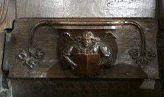 Fairford, Gloucestershire (Sheepdog Rex) Tags: misericords stmaryschurch fairford