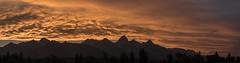 Grand Teton Sunset Panoramic (Jeff Bernhard) Tags: grandtetonnationalpark gtnp mygtnp sunset wyoming jacksonhole tetons