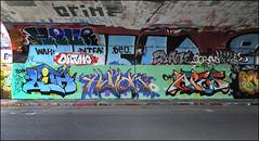VDR Lith Havok Crane CA Juillet 2016 DSR4432 (photofil) Tags: photofil graffiti streetart urbanart urban montreal montral vdr2016 lith havok crane ca hour