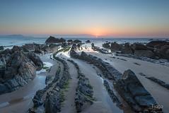 Atardecer-en-Barrika (Tiago Mar) Tags: barrika pais vasco atardecer nikond610 nikon1835 sunset marina