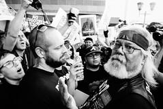 Anti-Trump Rally Phoenix, AZ (AmeliaRoseSullivan) Tags: 2016 donaldtrump trump american arizona documentary hispanic journalism mexican rally phoenix fight antitrump protest protestors mariachi