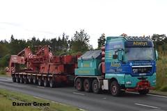 ALLELYS HEAVY HAULAGE MAN TGX 680 V8 T700 AHH (denzil31) Tags: allelys heavyhaulage man tgx 680 v8 t700 ahh grider trailer transport stgocat3 goldhofer 8x4 sse transformer
