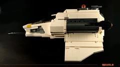 Star Wars REBELS - The Phantom by Goatman461 - side (goatman461) Tags: rebels star wars phantom lego