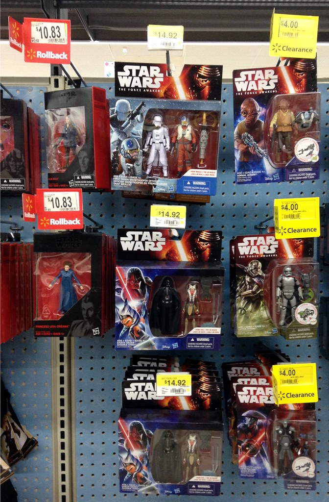 Star Wars Toys Walmart : The world s best photos of toys and walmart flickr hive mind