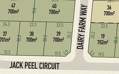 Lot 39, Jack Peel Circuit, Kellyville NSW