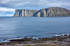 Cabo Norte (Nordkapp) (PacotePacote) Tags: nordkapp cabonorte acantilado norte fiordo sandfjorden noruega artico norway norge paisaje landscape mar ocano atlntico knivsjelodden