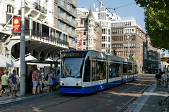 P2400123 (Lumixfan68) Tags: strassenbahn tram gvb amsterdam siemens combino