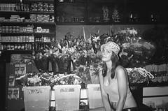 43610025 (kyrieelizabeth) Tags: nyc streetphotography staybrokeshootfilm 35mm olympusxa film filmisnotdead noiretblanc newyorkcity brooklyn blackwhite blackandwhite makeportraits