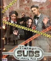 Vintage subs pic 2 (Lindeeto1287) Tags: asbury park zombie walk morticia gomez wednesday addams vintage subs
