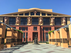 The Walt Disney Studios, Burbank