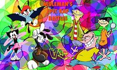 Moleman's Epic Rap Battles #30: Eds Vs. Warners
