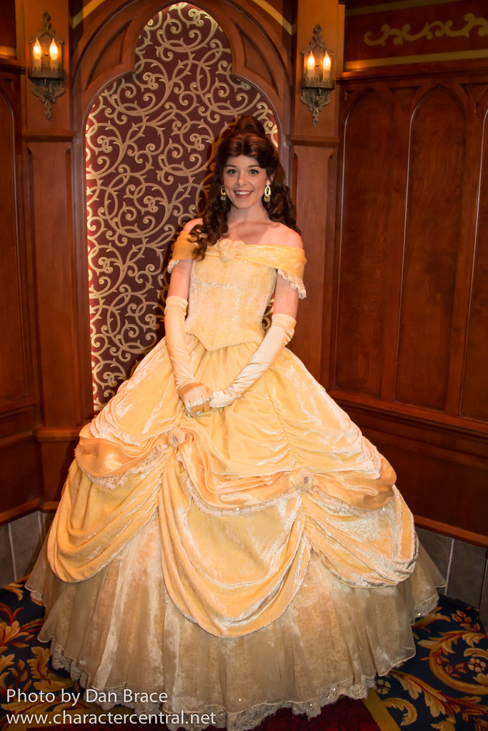 Belle at disney character central beauty m4hsunfo