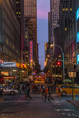 West 50th Street (SamuelWalters74) Tags: newyorkcity newyork unitedstates manhattan broadway midtown timessquare radiocitymusichall theaterdistrict