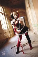 Harley in the Asylum - Rayi Cosplay (saroston) Tags: comics dc cosplay harley batman quinn joker