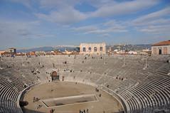 Arena di Verona (_MissMoneyPenny_) Tags: italy scale stairs italia steps arena verona veneto gradini scalinate