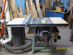 Gary Eley Table Saw Project 01