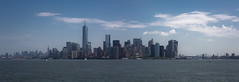 New York (Oleg.A) Tags: cityscape hudsonriver panorama usa newyork manhattan megalopolis
