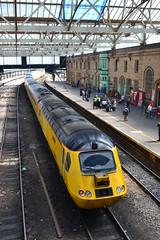 Network Rail NMT HST 43062 John Armitt (Will Swain) Tags: new uk travel england west station speed train john coast high britain north transport may rail railway class network nr railways carlisle 23rd nmt 43 measurement hst 2015 43062 armitt