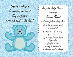 Baby Shower Invitation Idea (aconk_okinawa) Tags: bear beer animal oso transport icon ikon dier animale icono tier icone elin urso br orso ours karhu icona piktogramm cone icoon kuvake registreringsnummer