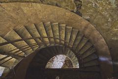 U (klickertrigger) Tags: abandoned photography rust stair decay steps staircase urbanexploration dust verlassen urbex staub verfall 2015 lostplace stefandietze