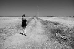 l'immagine di te (marco arnesano) Tags: blackandwhite donna immagine
