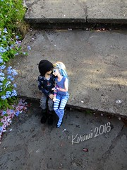 Love  (Korumi Chan) Tags: bjd luts fairyland bory karsh kiddelf minife