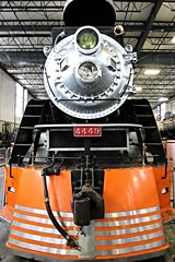 4449 (Laurence's Pictures) Tags: ific train rail oregon heritage center sps 700 sp 4449 steam diesel locomotive railroad railway operating