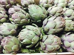 Artichaut Vrac Provence, France