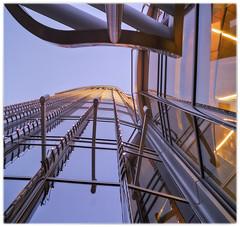 Burj Khalifas At the Top observation deck 124th-floor looking up Dubai  IMG_5304 (expresspirate) Tags: khalifa burj dubai eosm canon