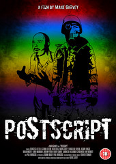 """Postscript"" Film Poster 12 (MarkGarvey) Tags: kgarvey mark garvey film poster filmposter apocalyptic dystopian endoftheworld postscript"