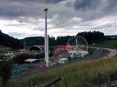 IMG_20160709_164632 (UltraHHHH) Tags: salzburg love festival electric laser lasershow edm salzburgring 2016 hardstyle qdance