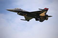 Turkish F-16C Fighting Falcon (Ron Phelan) Tags: aircraft military f16 riat2016