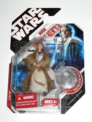 anakin skywalker's spirit star wars tac thirtieth anniversary collection return of the jedi 45 saga legends 2007 hasbro mosc a (tjparkside) Tags: anakin skywalkers spirit 3045 30 45 star wars tac thirtieth anniversary collection return jedi saga legends 2007 hasbro mosc 30th sw ep episode 6 vi six rotj lightsaber collector coin hilt skirt robe luke skywalker darth vader basic action figure figures