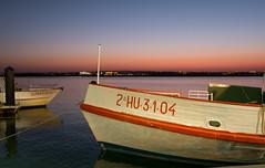 Ayamonte boat (MarcoTSI) Tags: spain andalucia ayamonte huelva boat sunset
