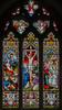 Burnham Deepdale, St Mary's church, east window (Jules & Jenny) Tags: stainedglasswindow burnhamdeepdale stmaryschurch preedy